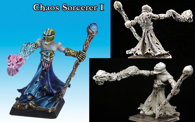 GZ-01-10 Gamezone - Chaos Sorcerer I
