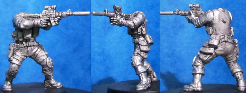 HFMT005B Modern Trooper - M4A1 Body (4)