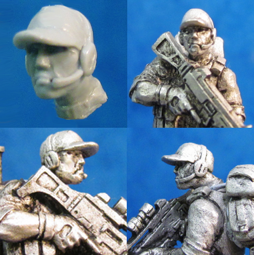 HFMT100 Modern Trooper - Bergil Head