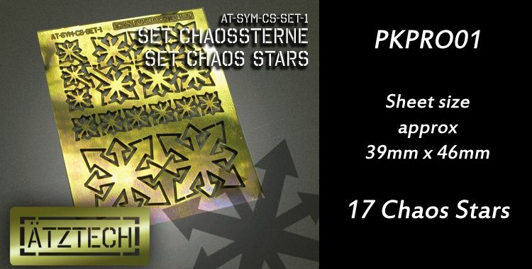HFPKPRO01 Chaos Stars