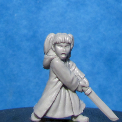 HFMASTER SF105 Resin Master - Mystic Warrior Meg