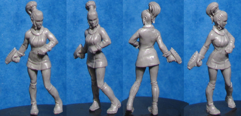 HFMASTER SF126 Resin Master - Ensign Shay