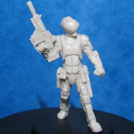 HFMASTER SF251 Resin Master - Sgt. Quirion