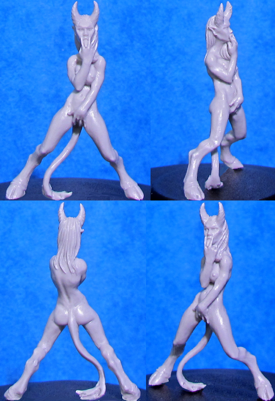 HFMASTER X017 Resin Master - Succubus (a)