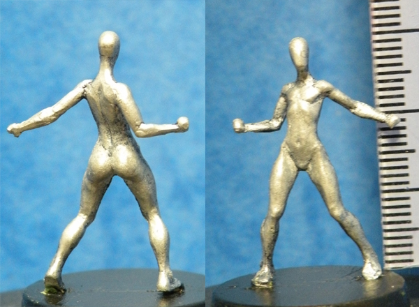 HFL505 Female Armature (c)