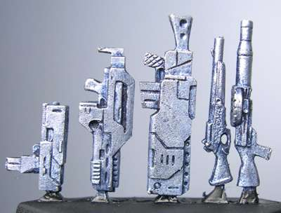 HFL006 Sci-fi Assault Weapons