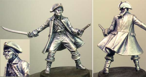 HFP007 Pirate Captain