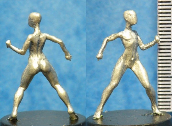 HFL504 Female Armature (b)