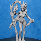 Resin Master - Shamanic Boudi Skyclad