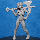 Resin Master - Shayda Skyclad