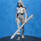 Resin Master - Helen Skyclad