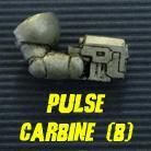 Powered Armour - Right Arm 2 - Pulse Carbine (b)