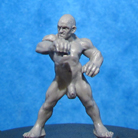 Resin Master - Dwarf Male Dolly