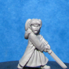 Resin Master - Mystic Warrior Meg
